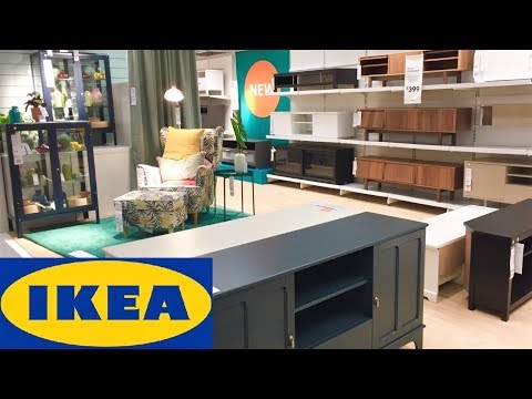IKEA HOME FURNITURE STORAGE ORGANIZATION COFFEE TABLES DECOR SHOP WITH ME SHOPPING STORE WALKTHROUGH from YouTube · Duration:  7 minutes 56 seconds