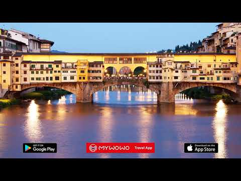 Ponte Vecchio – Historical Backround – Florence – Audio Guide – MyWoWo Travel App