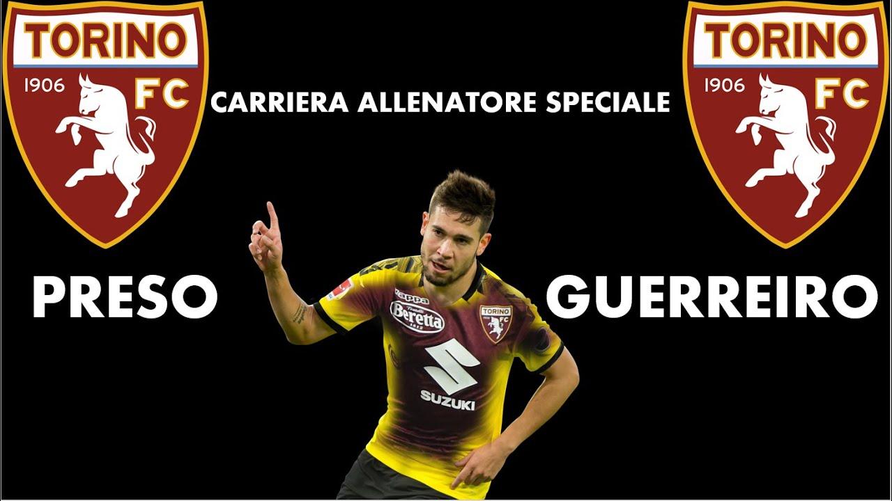 GUERREIRO AL TORINO!!! #2 | CARRIERA SPECIALE | FIFA 20