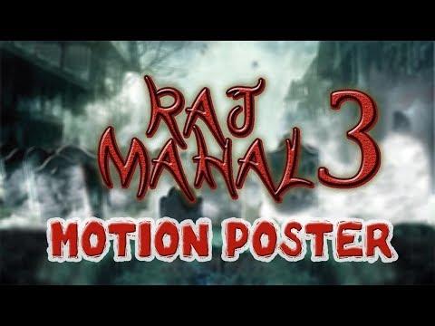 Rajmahal 3 (Dhilluku Dhuddu) 2017 Official Motion Poster | Santhanam, Shanaya
