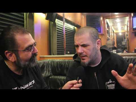 The Jimmy Cabbs 5150 Interview Series with Superjoint