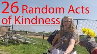 Make A Monday #27 - 26 Random Acts of Kindness (6 Months)