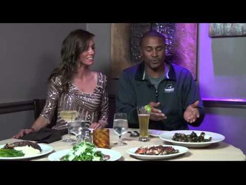 Erika Rose and Eric Murdock at Stapleton's in Raritan, NJ