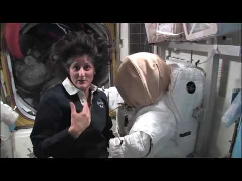 An Inside Look at Real Life on the International Space Station - ISS  (Full Documentary)