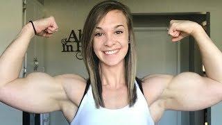 Muscles Girl Motivation | Blakelee Ortega Workout | Female Bod…