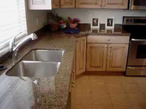 Granite Tile Countertops Made Easy