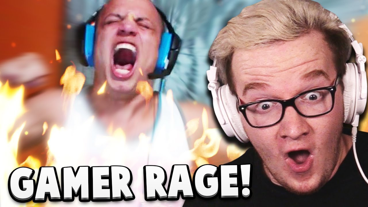 Die WORST Gamer RAGE Collection # 2 + video