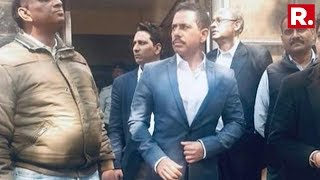 Robert Vadra Gives Tip To ED On Social Media, Says
