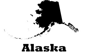 How Alaska Got Its Shape