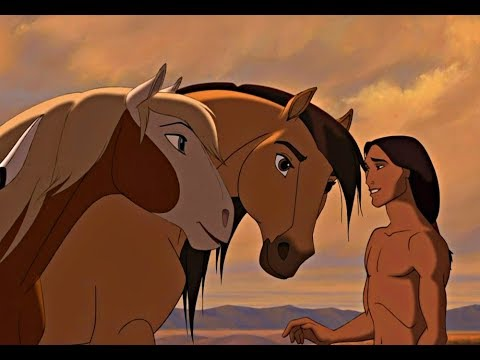 Spirit Stallion Of The Cimarron Full Movie In English Animation Movies Kids New Disney Cartoon 2019
