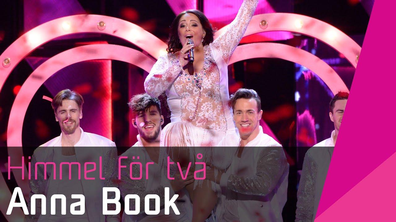 Anna Book - Himmel för två (Melodifestivalen 2016)