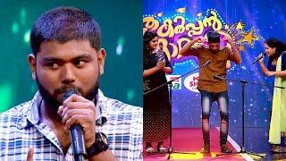 Thakarppan Comedy l 111 stars in 11 minutes & finger drums specialist l Mazhavil Manorama