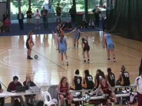 Courtney West NSW 81 vs WA 56