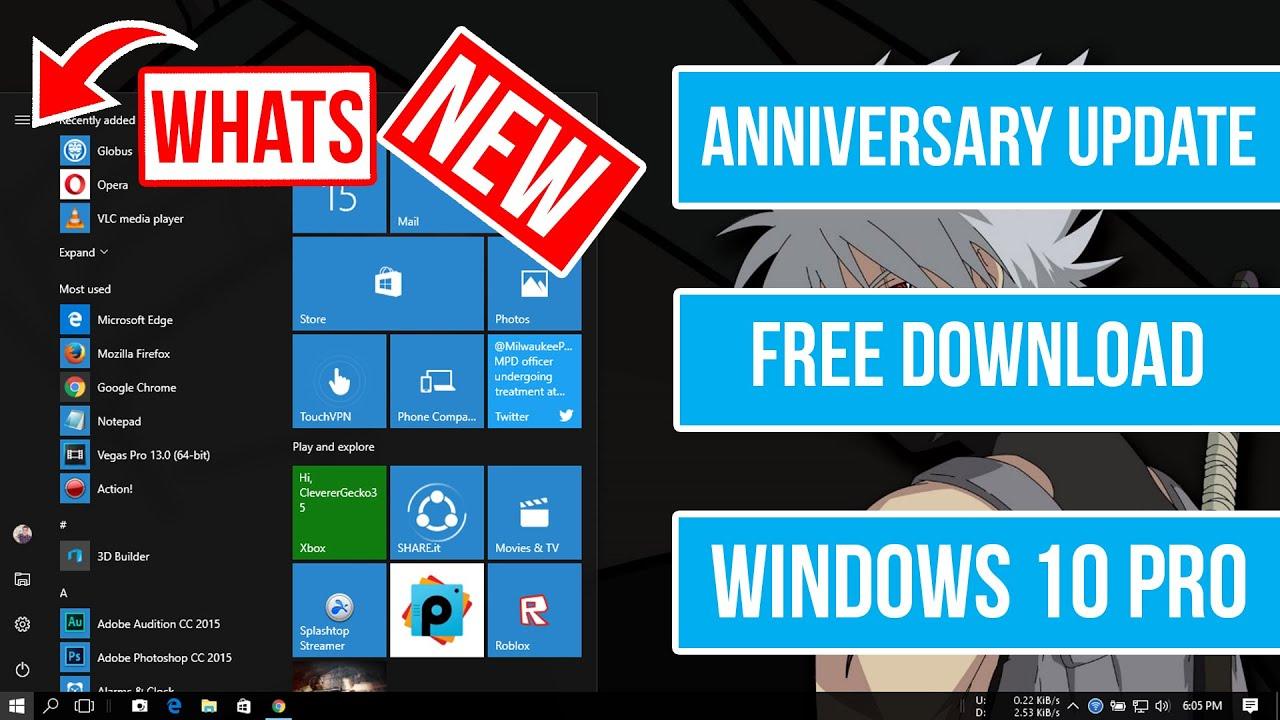 Windows 10 Pro patch Archives
