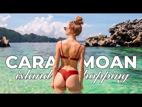 CARAMOAN, PHILIPPINES... BEST ISLAND HOPPING on EARTH?!