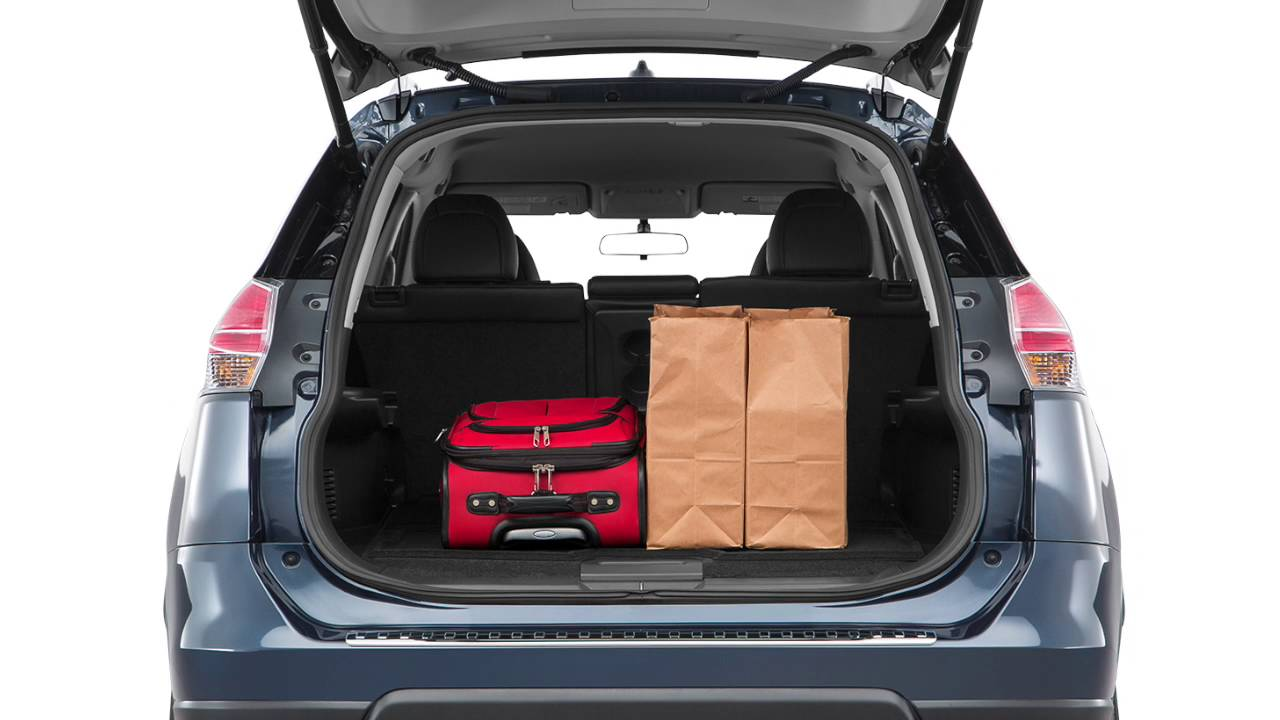 2016 nissan rogue s flexible cargo space mobile youtube. Black Bedroom Furniture Sets. Home Design Ideas