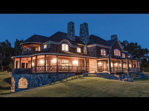 This Insane, $35M Montana Ranch Redefines Home on the Range
