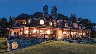 Insane, $35M Montana Ranch Home