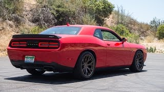 2015 Dodge Challenger SRT Hellcat - WR TV Sights & Sounds