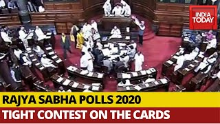 Rajya Sabha Elections 2020: 19 Upper House Seats Go To Polls Today; Close Fight Expected