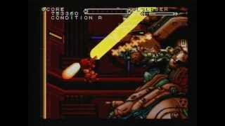 Cybernator fullplay no death, good ending