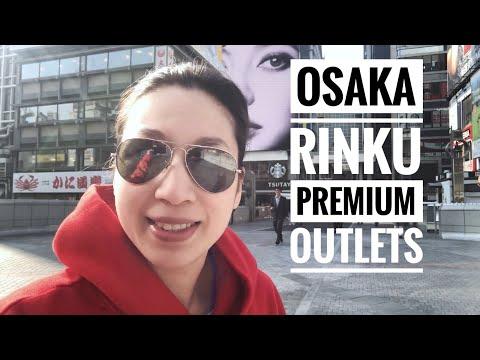 OSAKA DAY 5 | RINKU PREMIUM OUTLETS