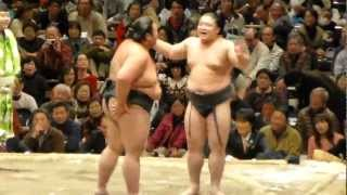 千原ジュニアも大絶賛!初っ切り!!(Shokkiri,Comic Sumo)(第37回日本大相撲トーナメント)