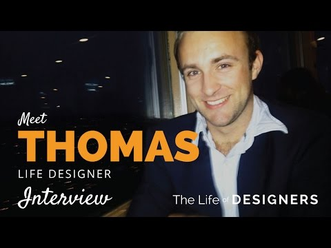 The Life of Designer | Interview | Thomas Pichler creating your dreams