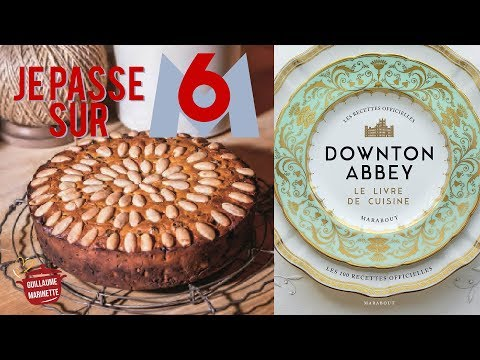 une-recette-de-downtown-abbey-pour-le-jt-d'm6---recette-du-dundee-cake