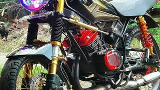 Gambar cover MODIFIKASI ,Yamaha RX King(RX King)