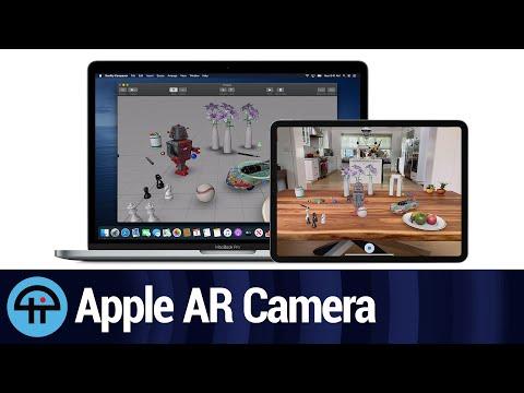 Apple AR Camera App