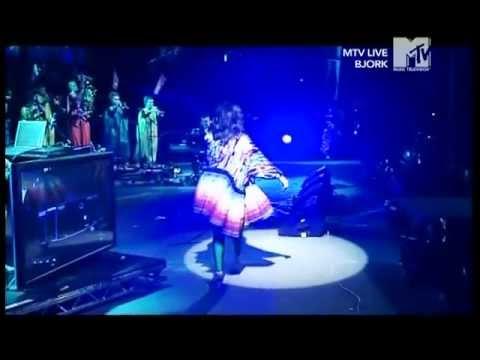 Björk - 5 Years (live at Roskilde Festival, 2007) (3/6)