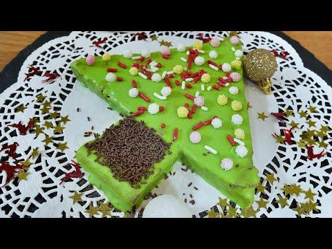gâteau-sapin-au-chocolat---gâteau-de-noël-facile