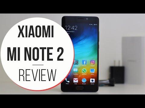 Xiaomi Mi Note 2 Recensione   Le forme curve secondo Xiaomi