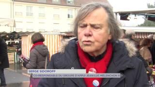 """Politique : """"La France Insoumise"""" mobilisée dans les Yvelines"""