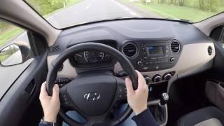 2017 Hyundai i10 1.2 POV, 0 120, interior and exterior motosekcja HD смотреть