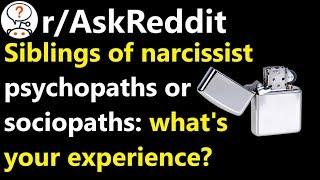 Siblings of narcissists, what's your experience? r/AskReddit   Reddit Jar