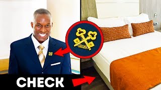 Top 10 Secrets Hotel Staff Stays Silent About
