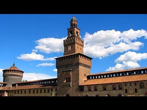 Sforza castle / Castello Sforzesco - Milano, Italia, Easter 2014.