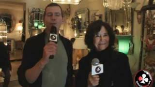 Marc Weidemann interviewe Marie-José Nat, la douce voix du cinéma Français