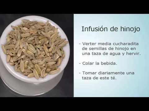 semillas hinojo para aumentar busto