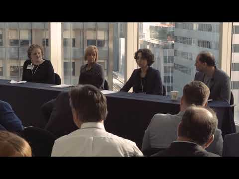 International Blockchain Real Estate Association, NYC Conference 2017 - Bitcoin To Buy Real Estate