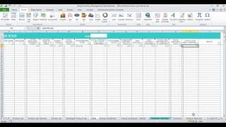 These spreadsheets can be downloaded here: http://etsy.me/2cueymn you'll need microsoft excel, numbers for mac or google docs (online) to use spreadshe...