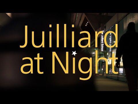 Evening Division at The Juilliard School