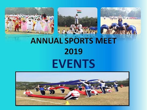 ANNUAL SPORTS MEET 2019- EVENTS