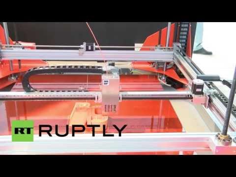 UAE: World's largest 3D printer unveiled at Dubai's GITEX conference