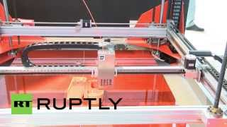 UAE: World's largest 3D printer unveiled at Dubai's GITEX conference