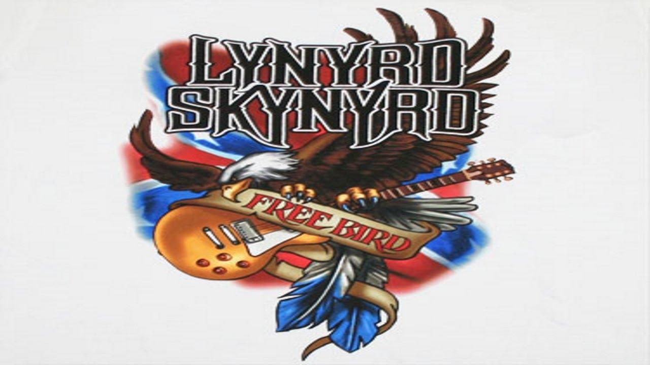 lynyrd skynyrd free bird no fade out w lyrics youtube. Black Bedroom Furniture Sets. Home Design Ideas