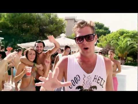 Basshunter - Dream on the Dancefloor (Official Video)