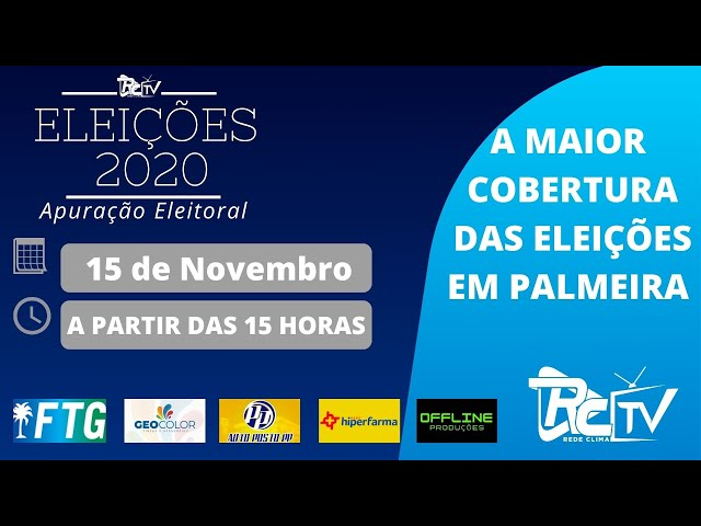 Jornal Palmeira News 12 De Novembro 2020